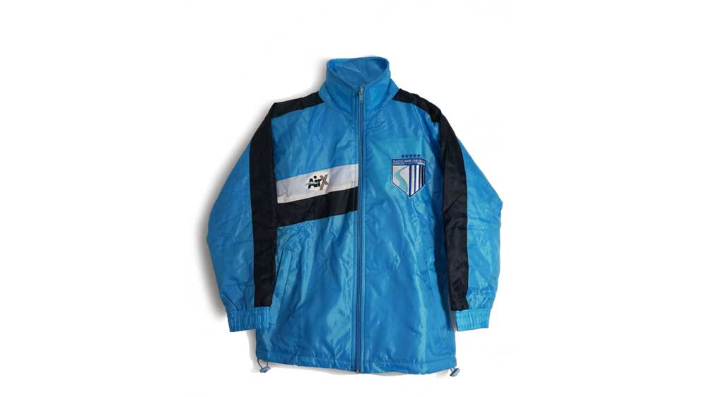 MUFC AirX Spray Jacket – $20