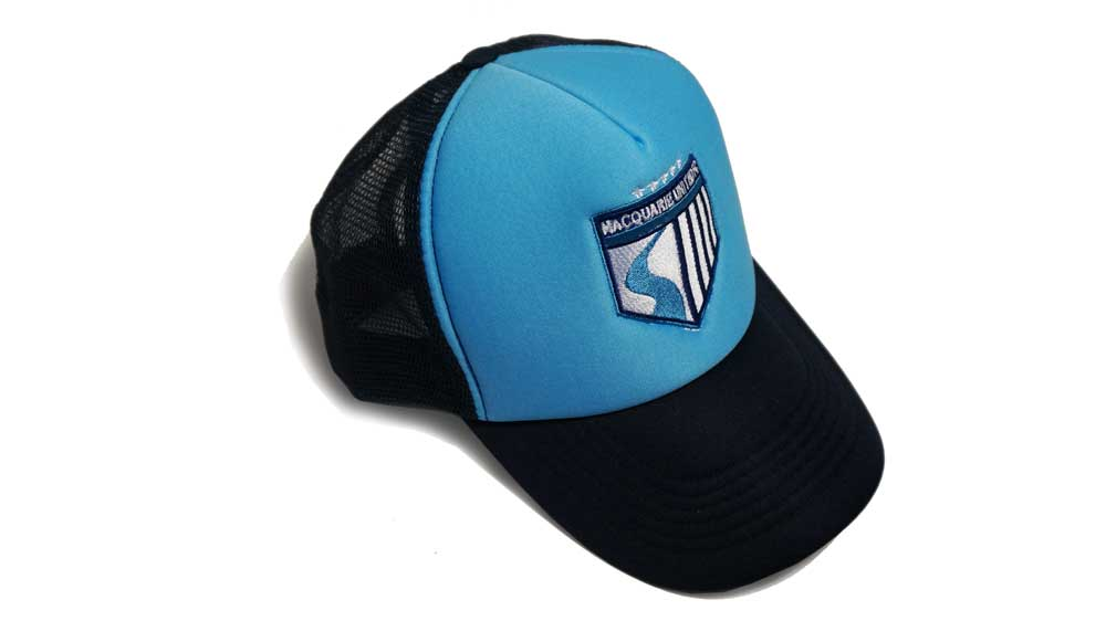 MUFC Trucker Cap – Preorder now – $15